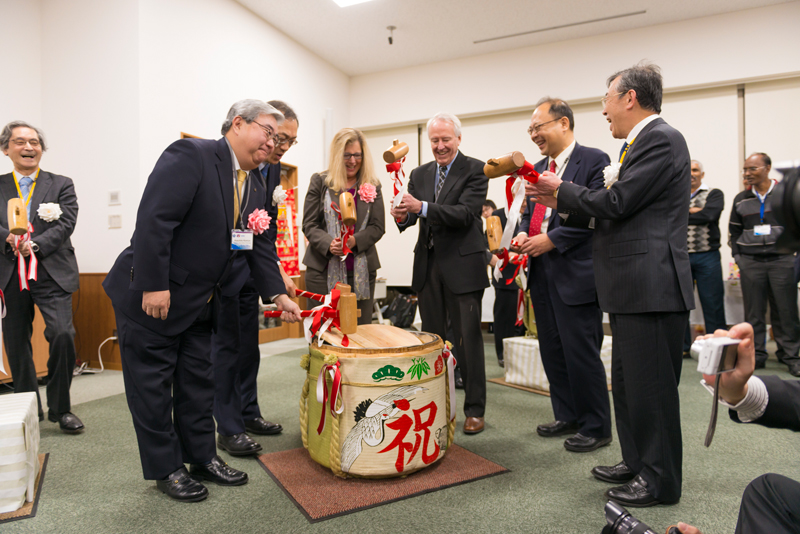 IEEE Japan Sections' 60th Anniversary Celebration Report