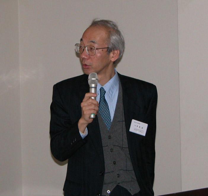 野澤 博 氏 活動 | IEEE関西支部 HOME活動総会 2004年総会 総会講演会 2004