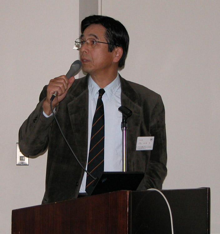 高森 年 氏 活動 | IEEE関西支部 HOME活動総会 2004年総会 総会講演会 2004
