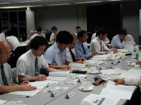 IEEE東京支部--2001年 第1回 Chapter Operations Committee Meeting